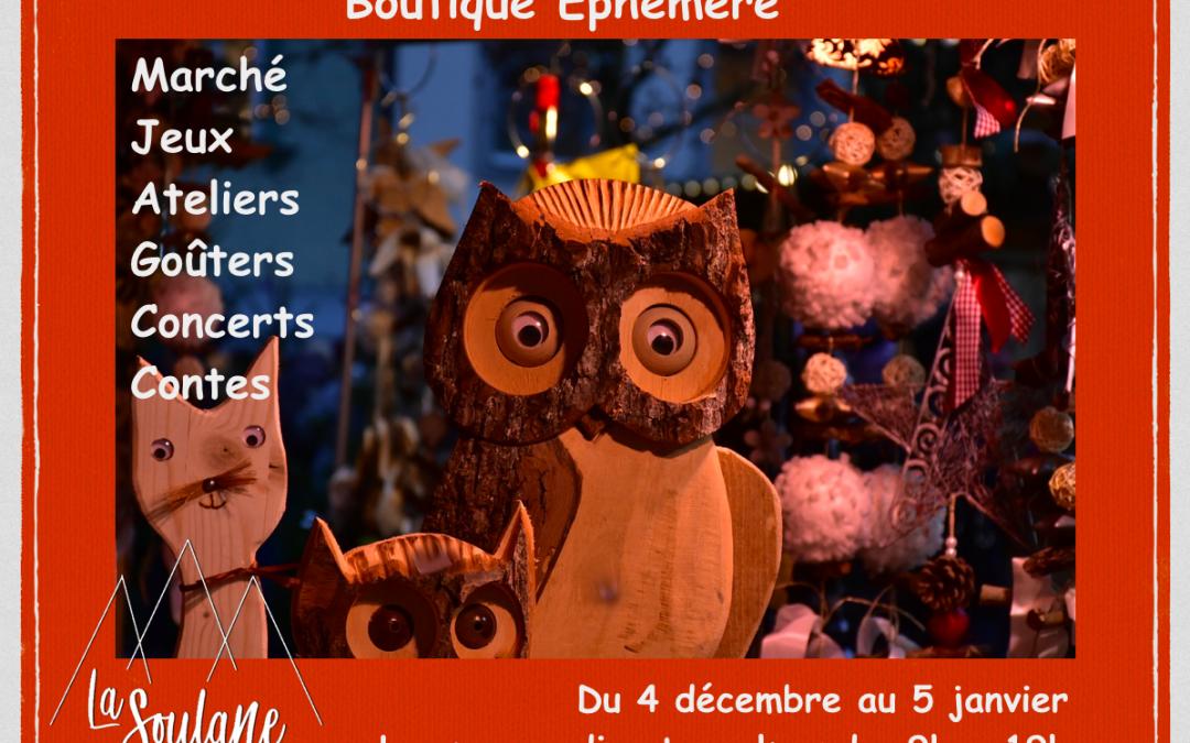 Marché de Noël, les dates!!!