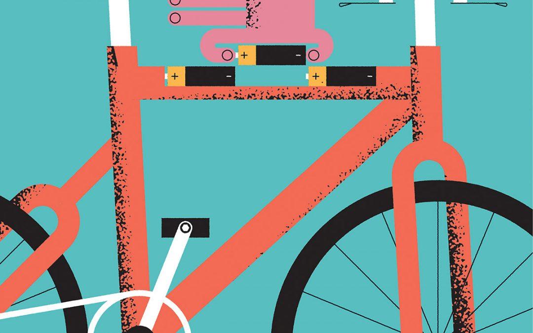 L'atelier vélo prépare sa rentrée !